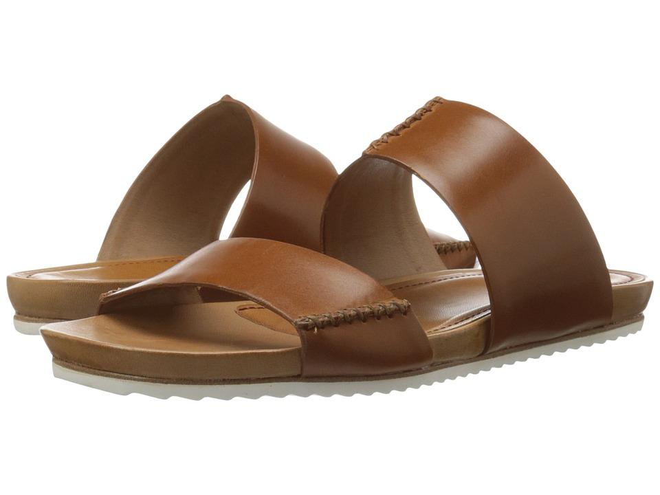 Trask - Shea (Tan Calfskin) Women's Sandals