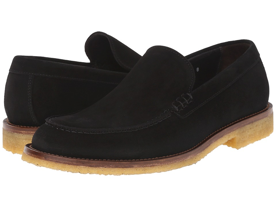 To Boot New York - Brandt (Black) Men's Slip on Shoes