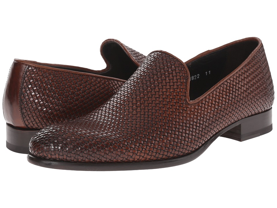 To Boot New York - Court (Cognac) Men's Slip on Shoes