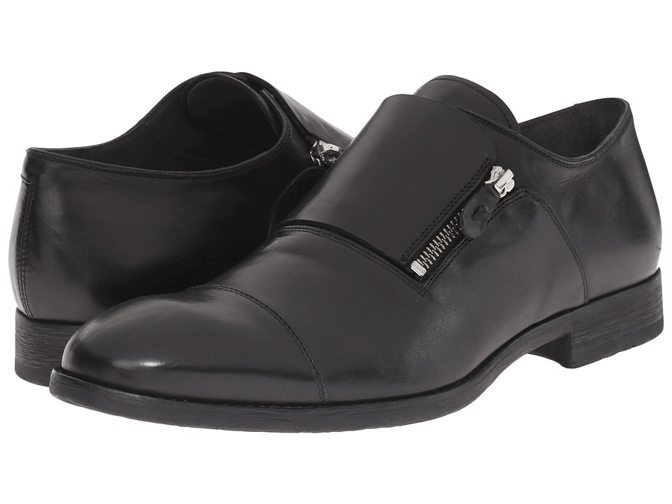 To Boot New York - Essex (Black) Men's Shoes