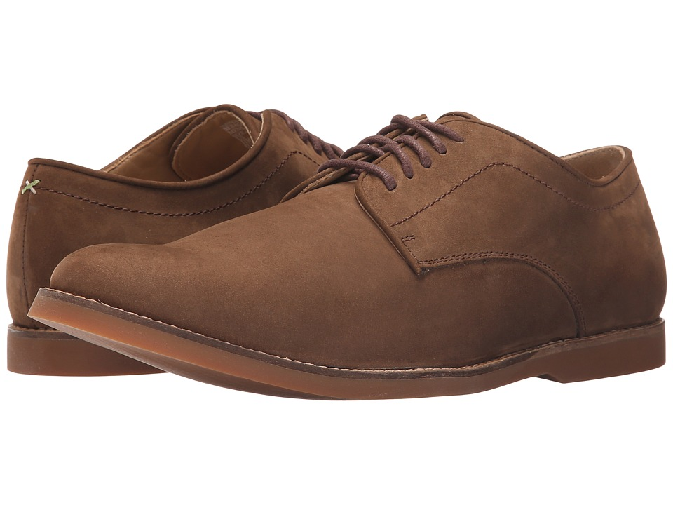 Sebago Norwich Oxford (Brown Nubuck) Men