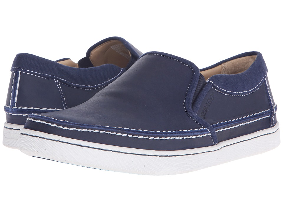 Sebago Ryde Slip-On (Navy Leather) Men