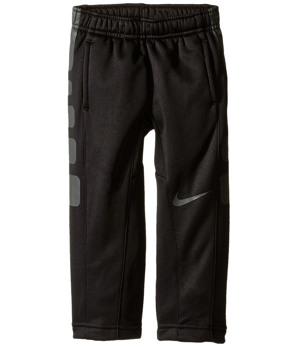 Nike Kids - Elite Stripe Pants (Toddler) (Black) Boy's Casual Pants