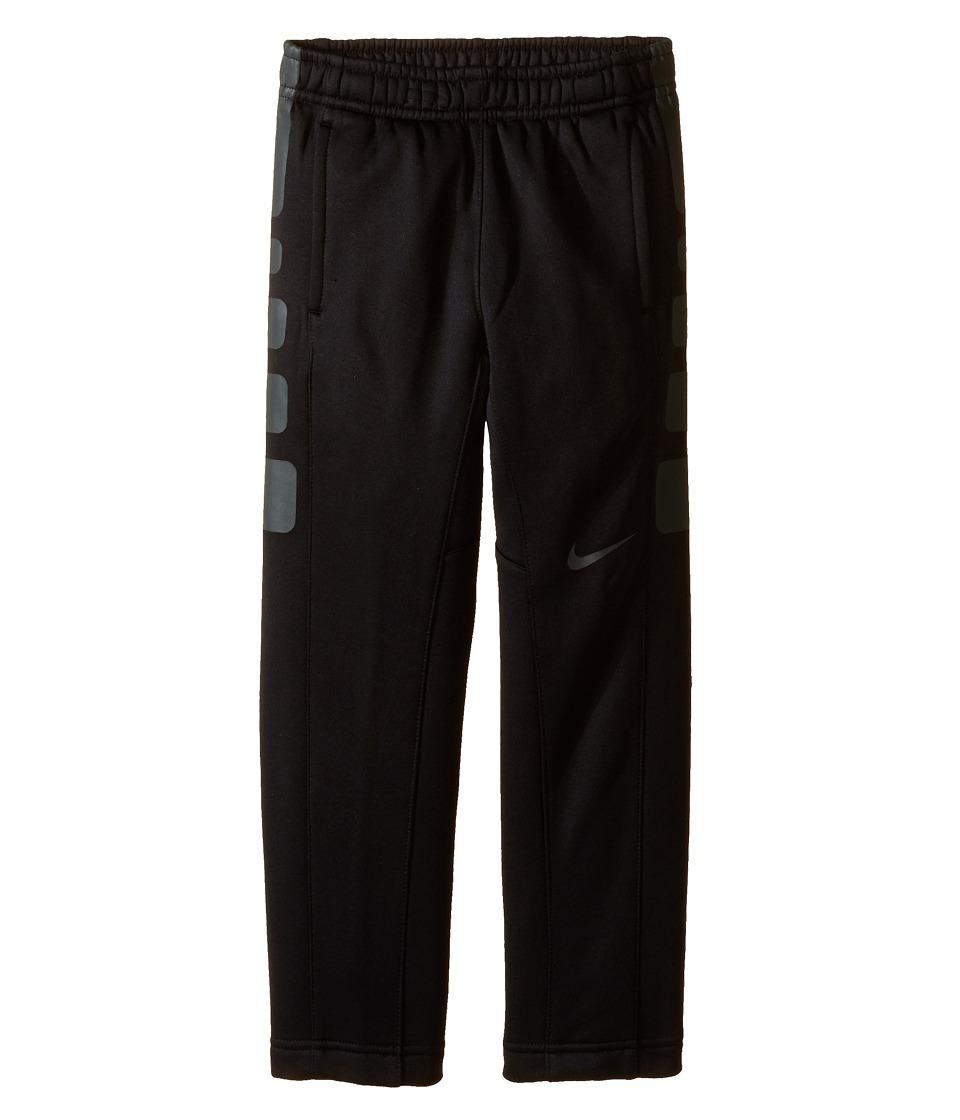 Nike Kids - Elite Stripe Pants (Little Kids) (Black) Boy's Casual Pants