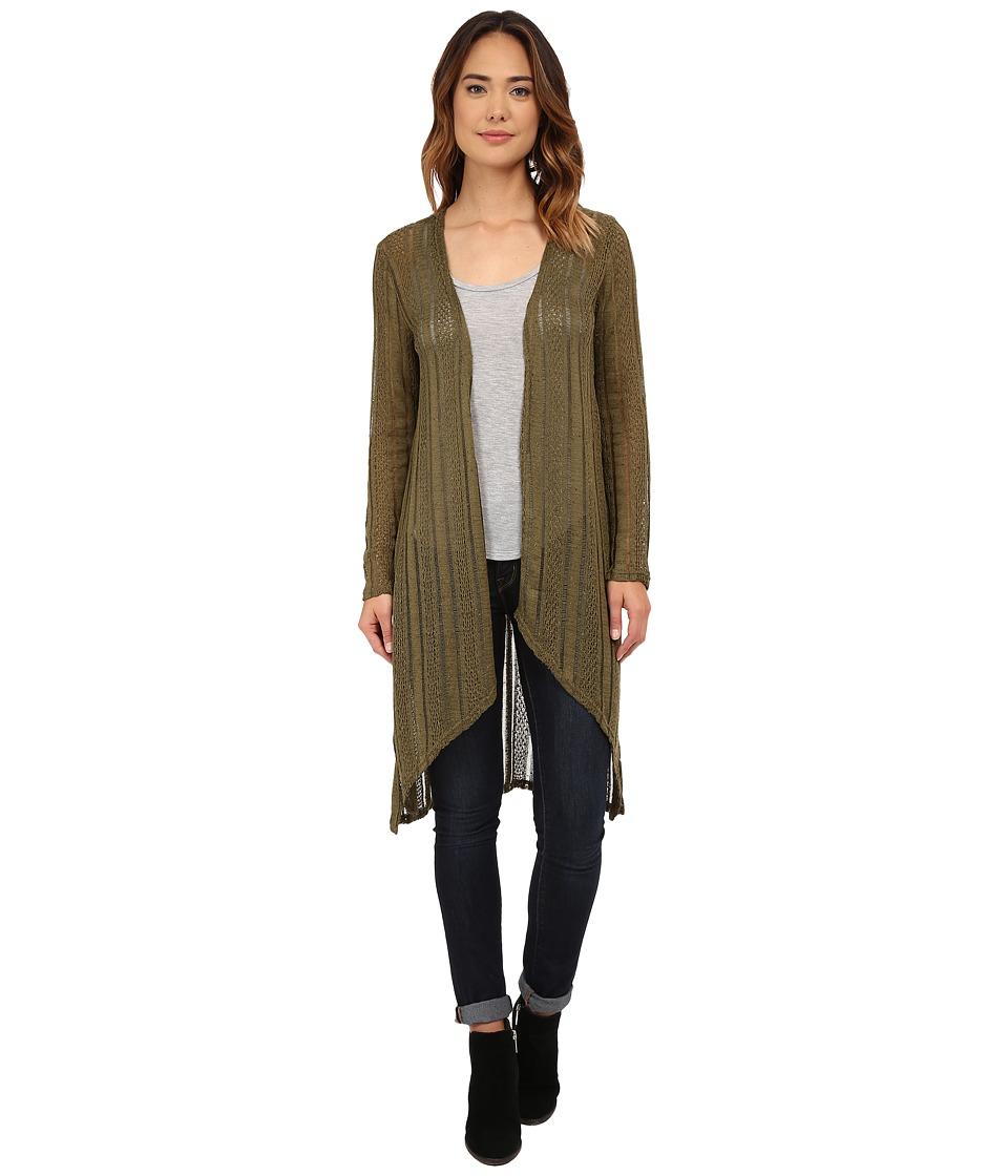 O'Neill - Tilda Sweater (Olive) Women's Sweater