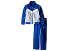 Color Block Chevron Tricot Pants Set