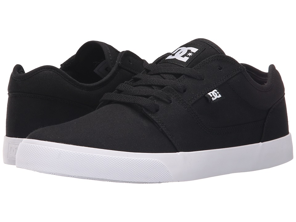 DC - Tonik TX (Black) Men's Skate Shoes