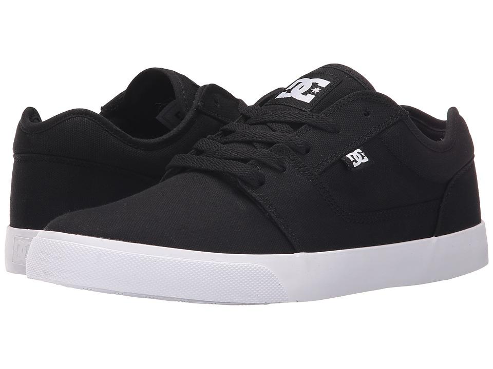 DC - Tonik TX (Black) Men's Skate Shoes