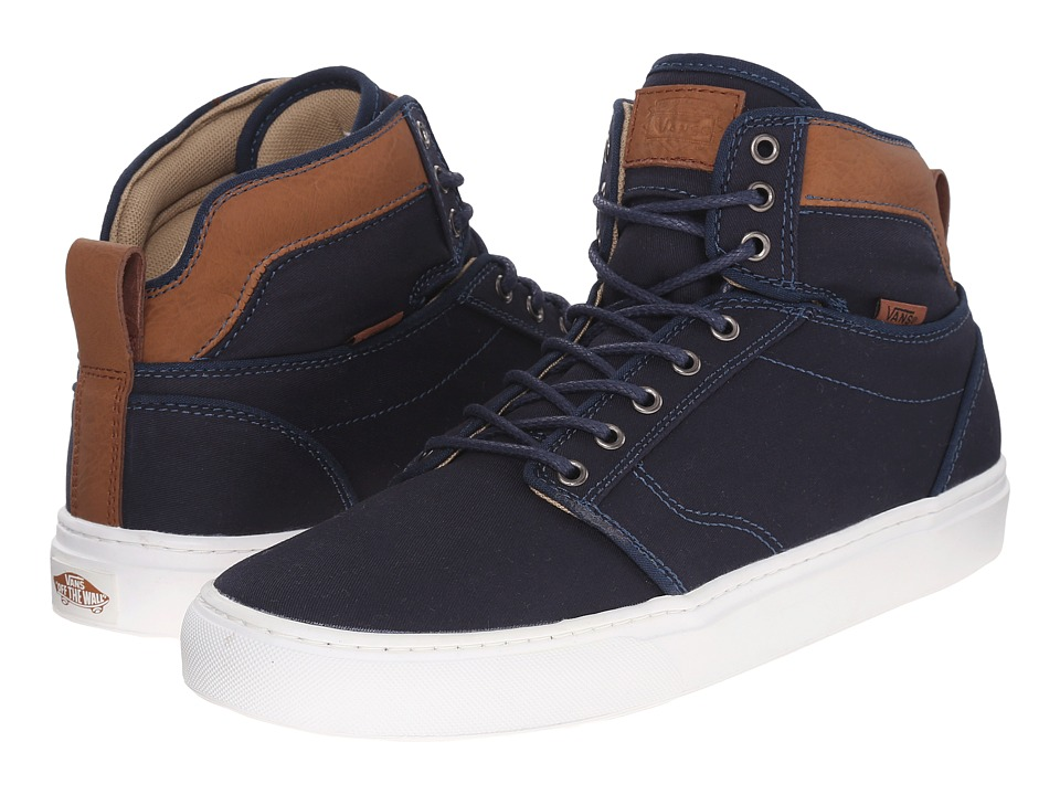Vans Alomar + ((T&L) Dress Blues/White) Men