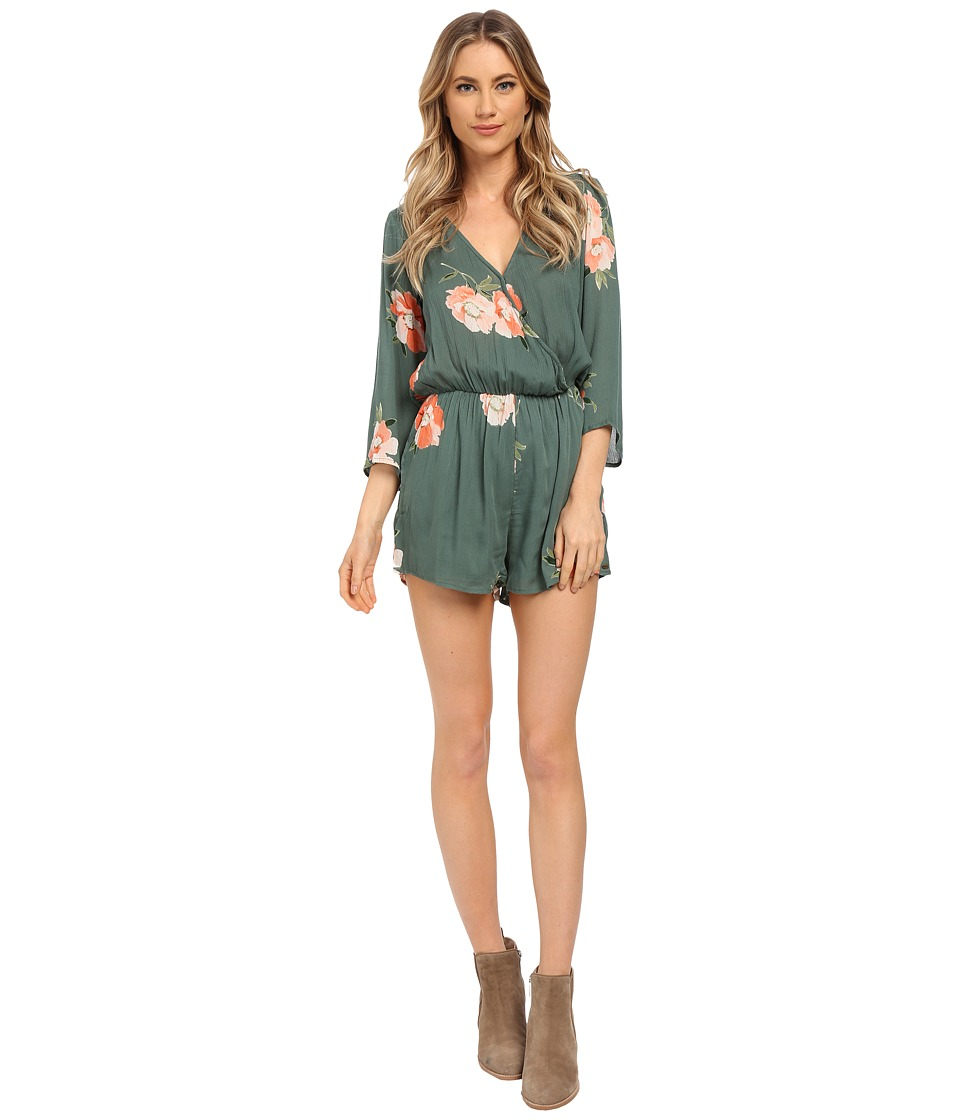 O'Neill - Indica Romper (North Sea) Women's Jumpsuit & Rompers One Piece