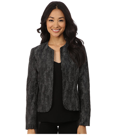Anne Klein - Bergman Jacket (Black Combo) Women's Coat