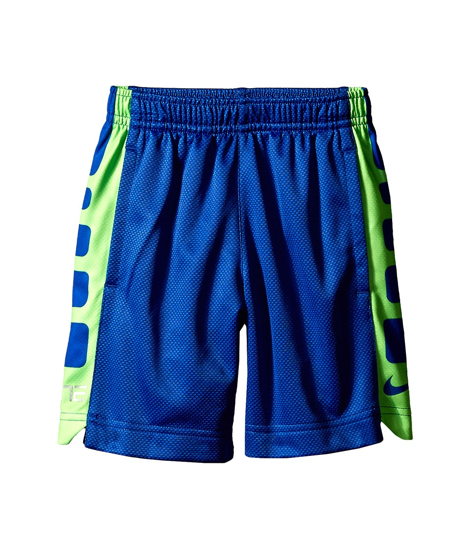 Nike Kids - Elite Stripe Shorts (Toddler) (Game Royal) Boy's Shorts