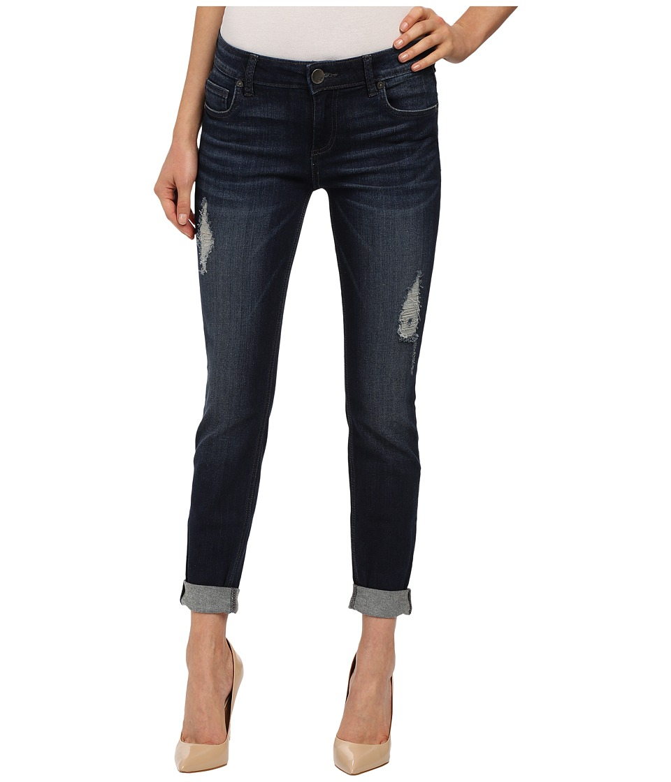 KUT from the Kloth - Catherine Slouchy Boyfriend Jeans in Luxury/Euro Base Wash (Luxury w/ Euro Base Wash) Women's Jeans