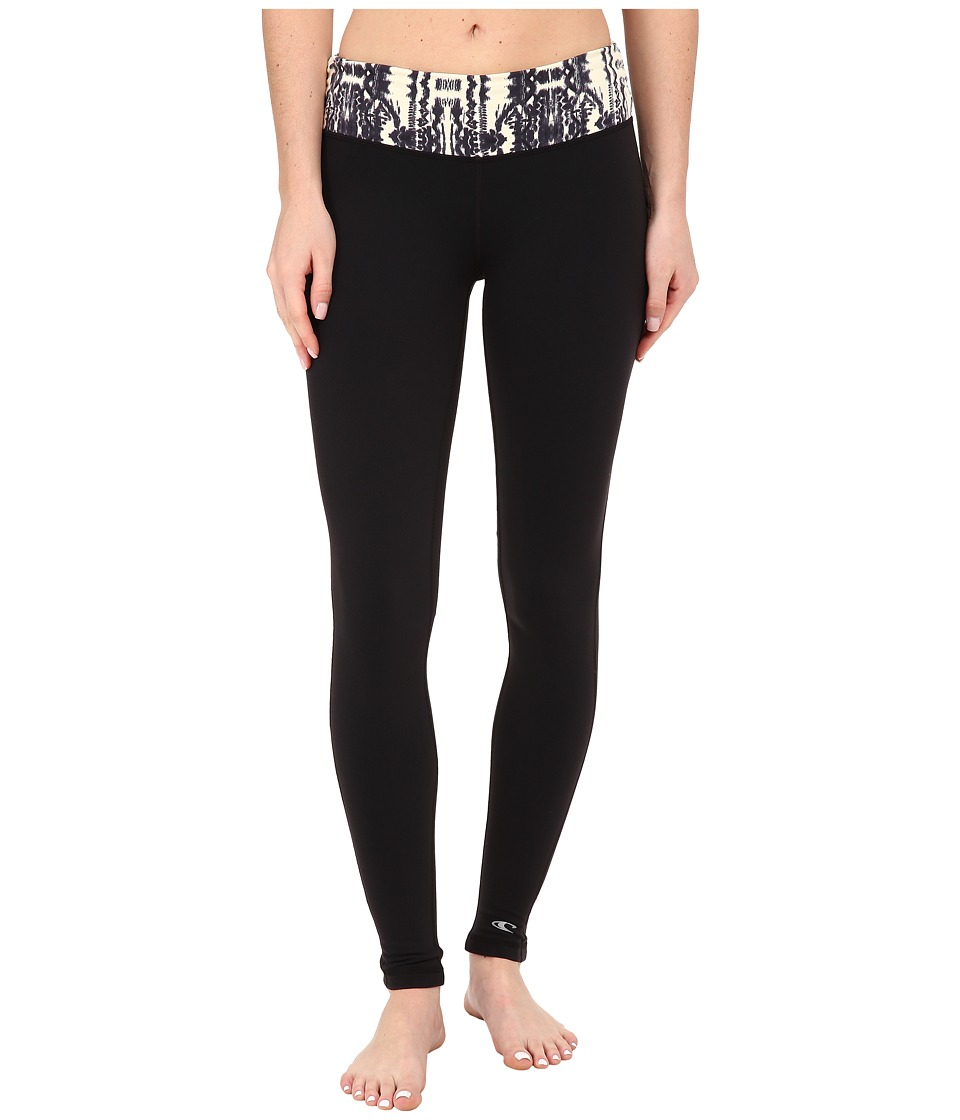 O'Neill - Divine Pant (Black) Women's Casual Pants