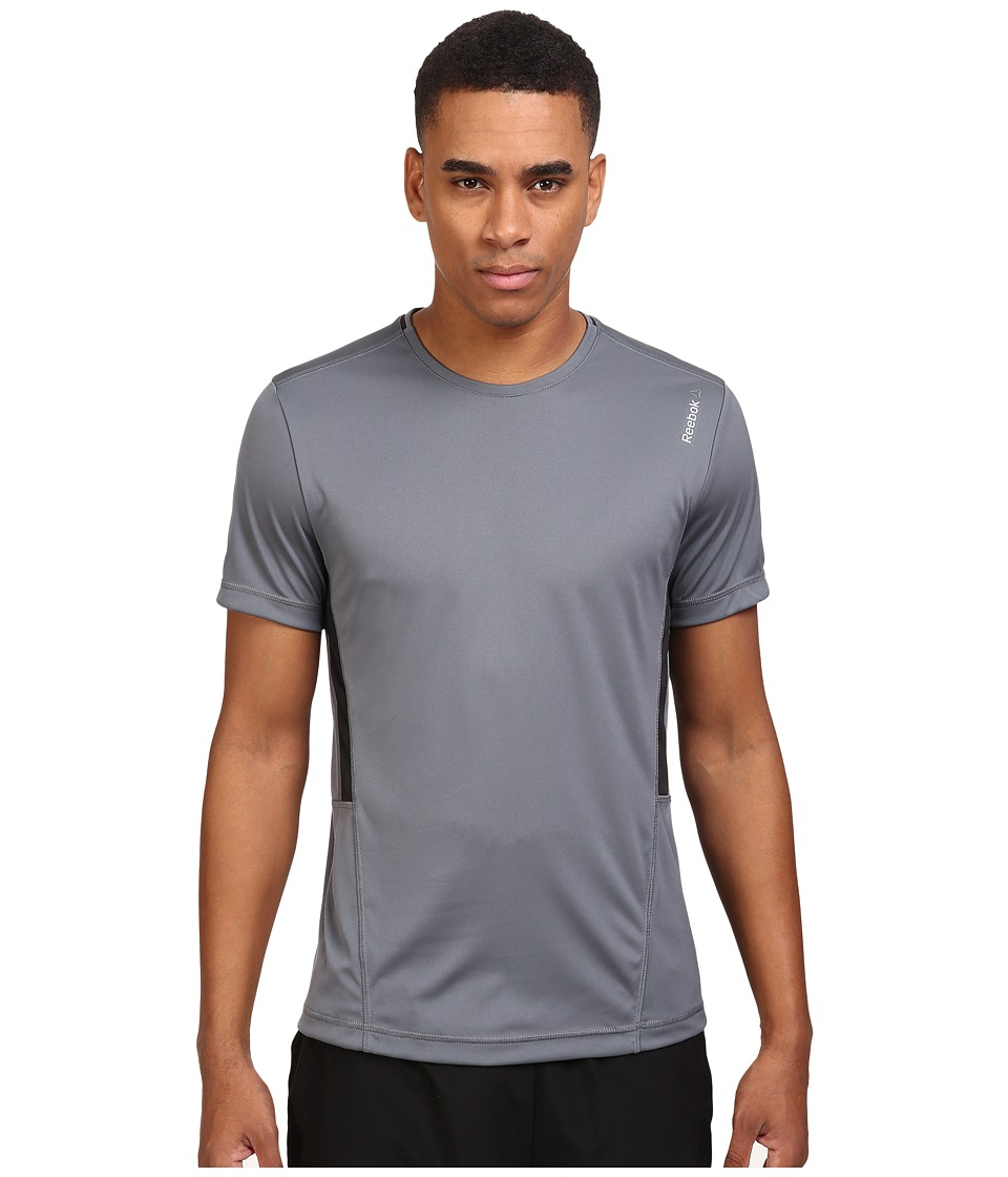 Reebok - Workout Ready Tech Top (Alloy) Men's Workout