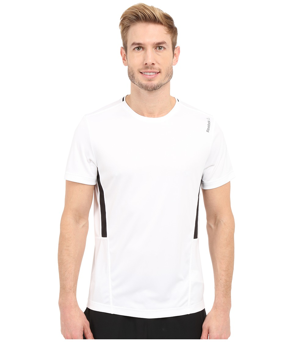Reebok - Workout Ready Tech Top (White 1) Men's Workout