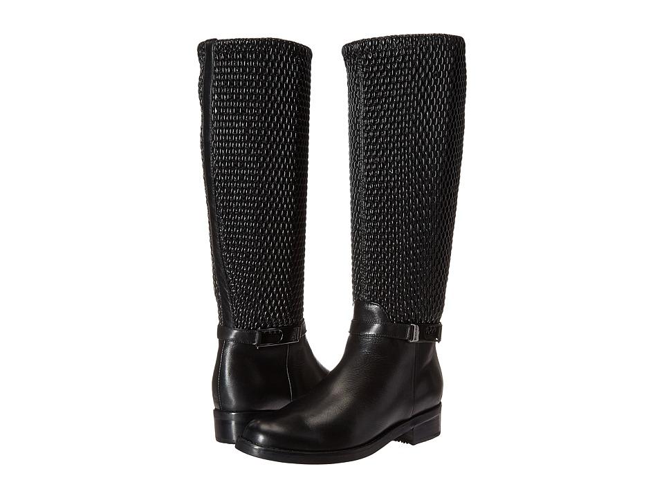 Blondo - Emma Waterproof (Black Nativo) Women's Boots