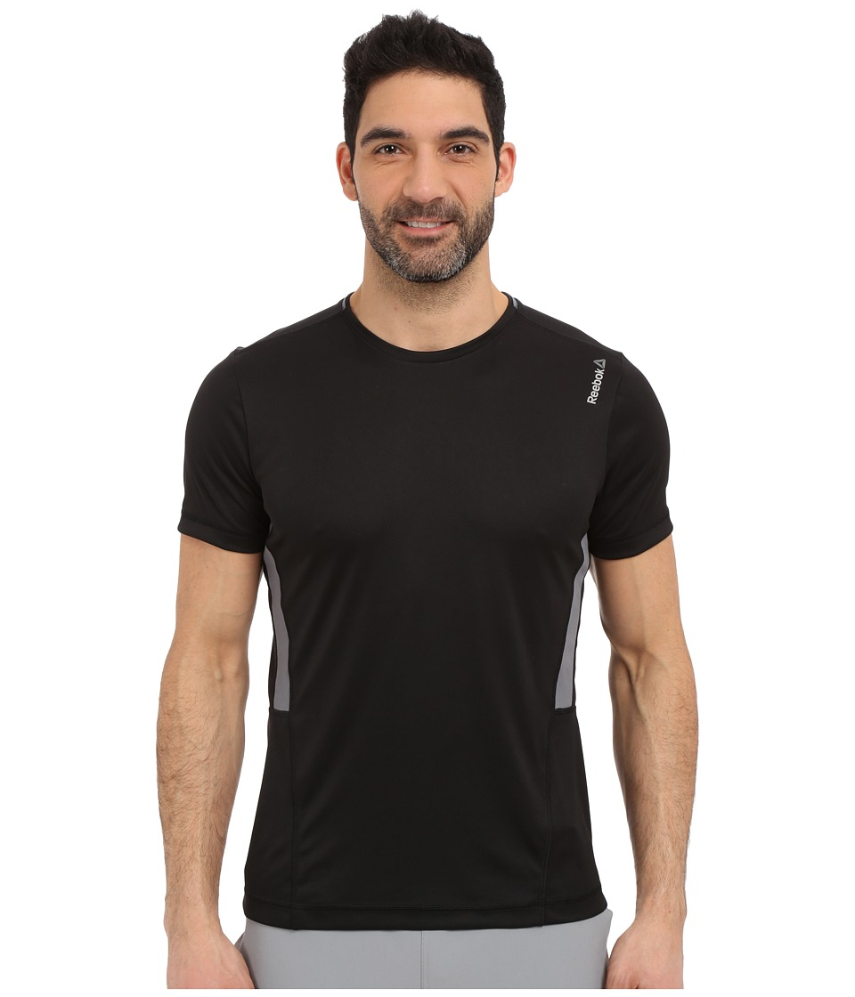 Reebok - Workout Ready Tech Top (Black 1) Men