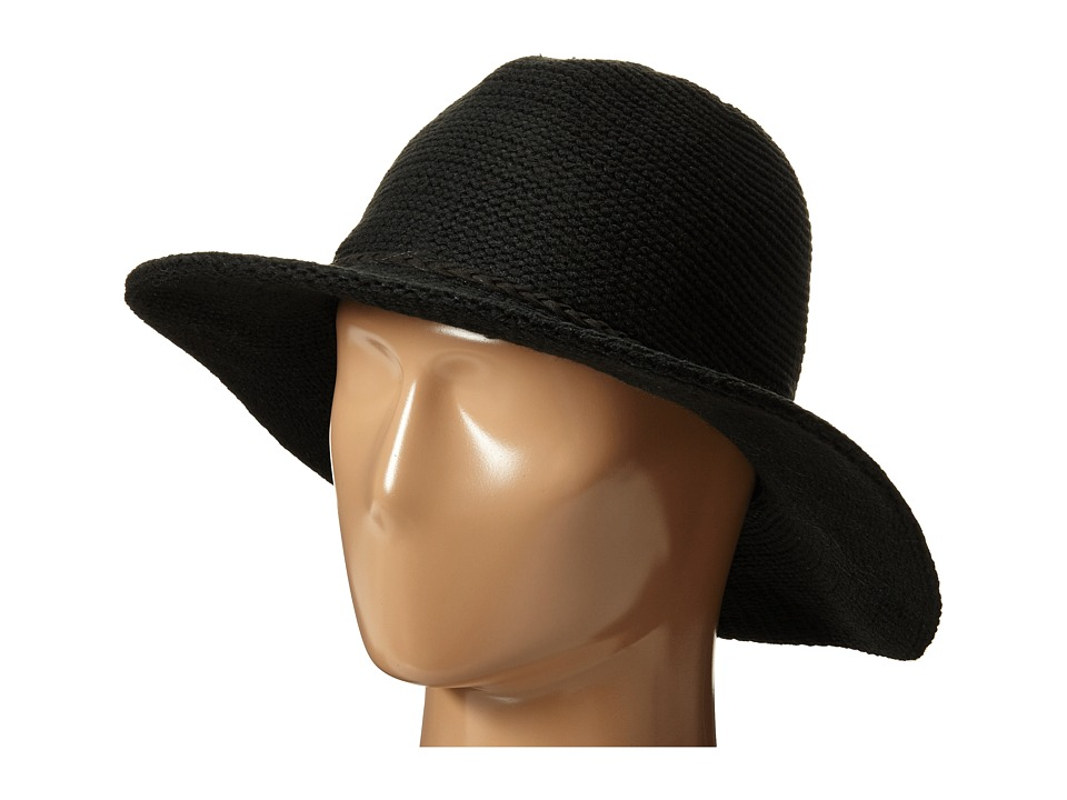 O'Neill - Canyon Fedora Hat (Black) Fedora Hats