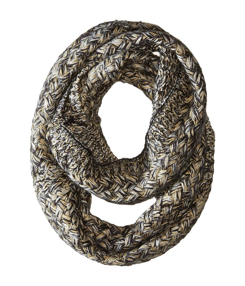 O'Neill - Sparkler Scarf (Black) Scarves