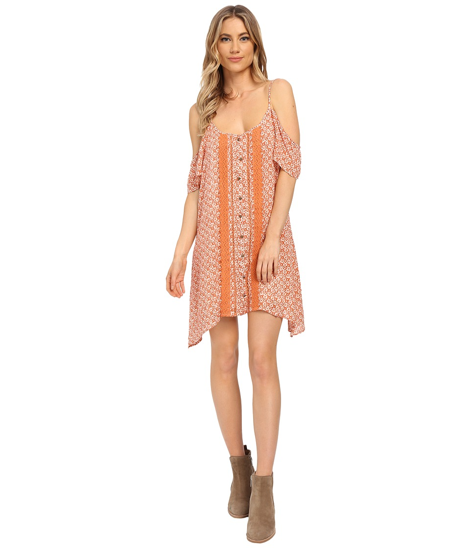 O'Neill - Suri Dress (Apricot Brandy) Women's Dress