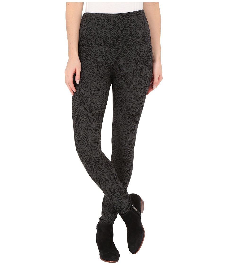 Lysse - Ponte Legging w/ Center Seam 1519 (Pixel Python) Women's Clothing