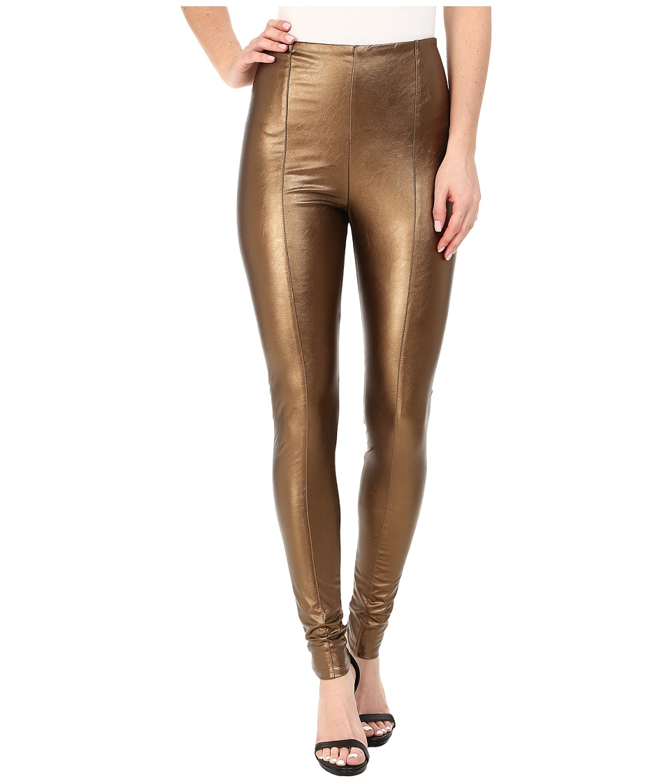 Lysse - High Waist Vegan Leggings (Copper) Women