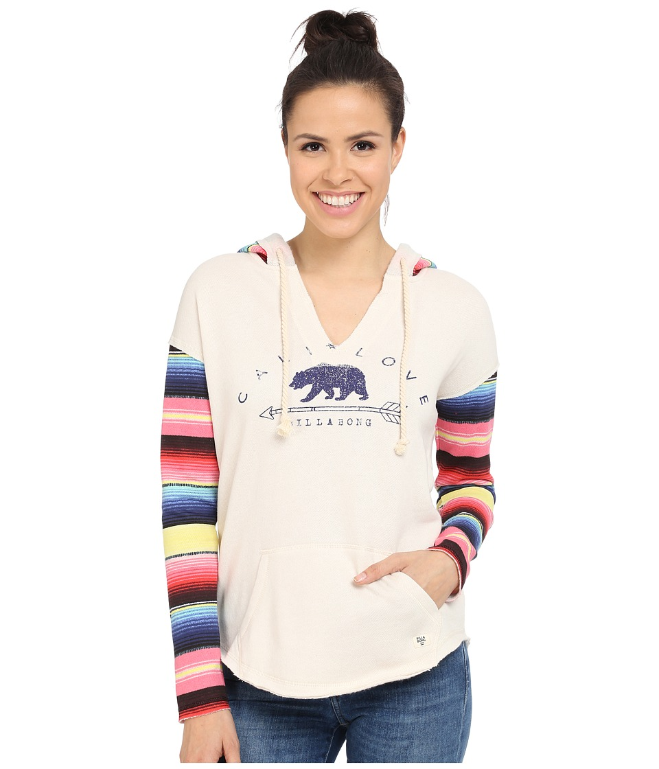 Billabong - Cali Love Fleece (Multi) Women's Fleece