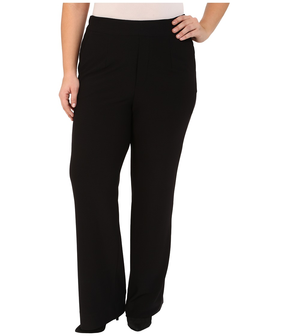 Lysse - Plus Size Bianca Pants (Black) Women's Casual Pants