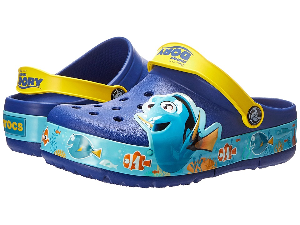 313580ff0fc377 UPC 887350734959 - crocs Finding Dory K Light-Up Clog (Toddler ...