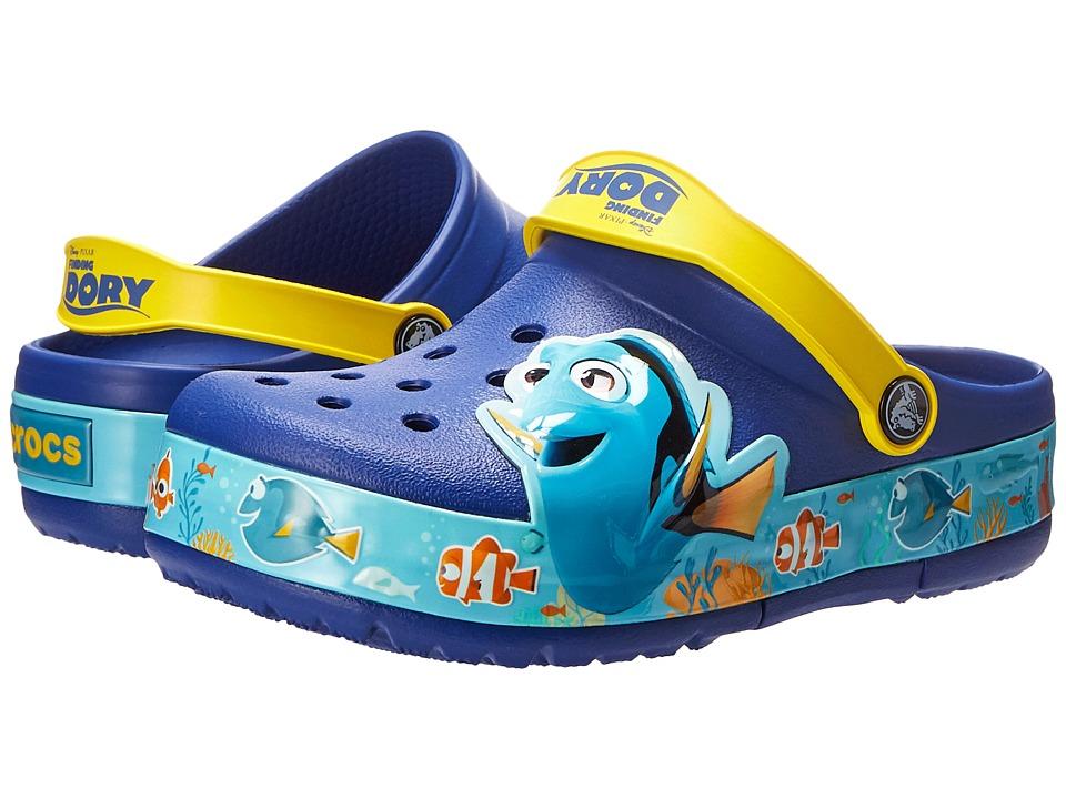 0ea9b2801af5 UPC 887350734959 - crocs Finding Dory K Light-Up Clog (Toddler ...