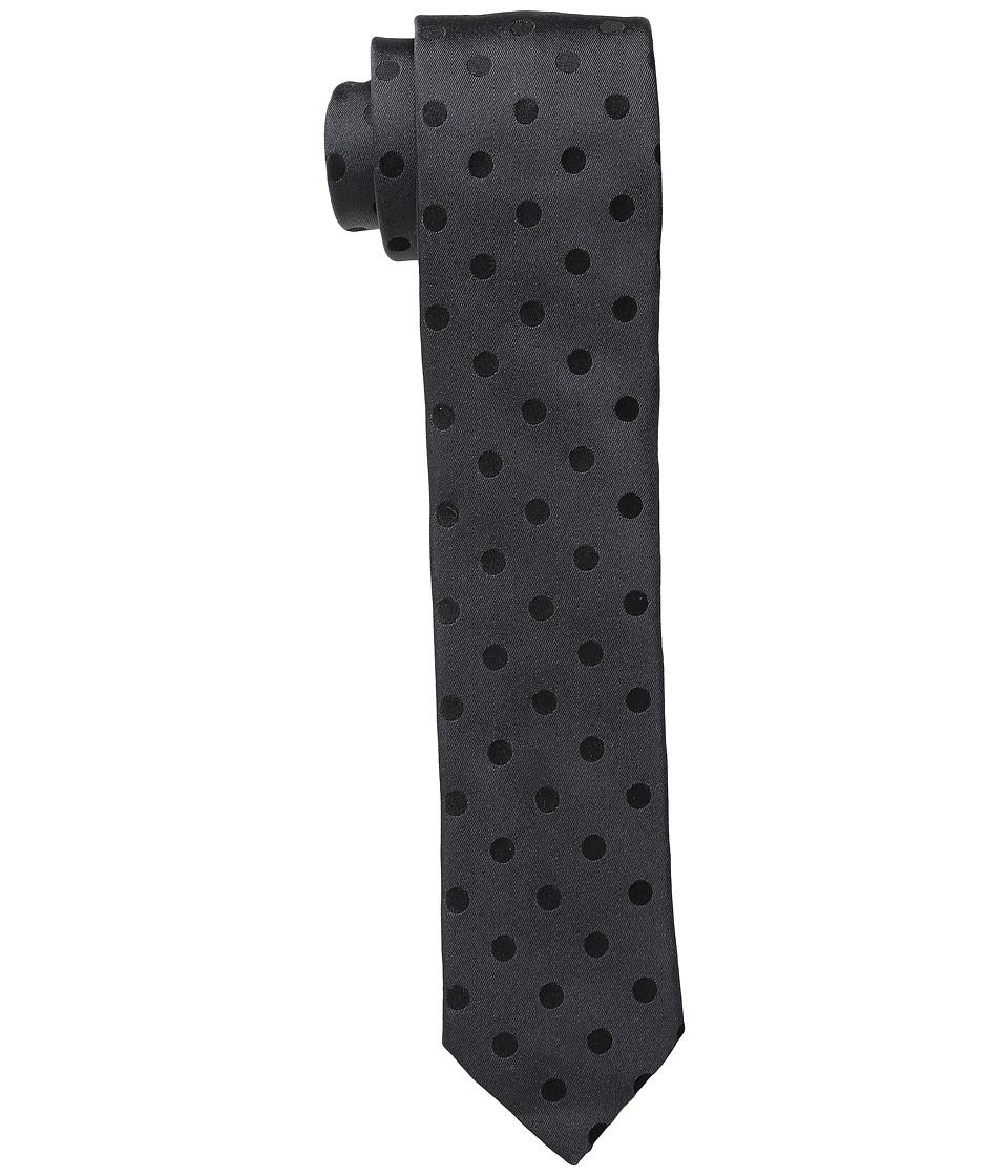 Dolce & Gabbana - Large Polka Dot Silk Tie (Fantasia) Ties