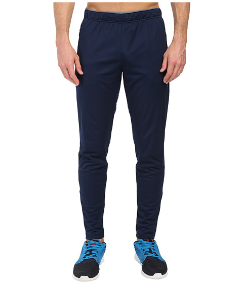 Reebok - Workout Ready Trackster Pants (Collegiate Navy) Men