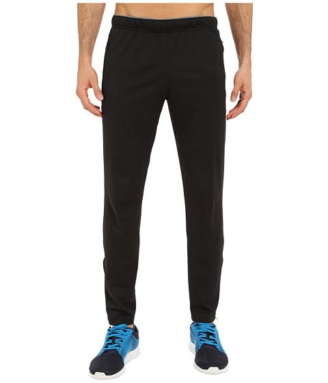 Reebok - Workout Ready Trackster Pants (Black) Men's Casual Pants