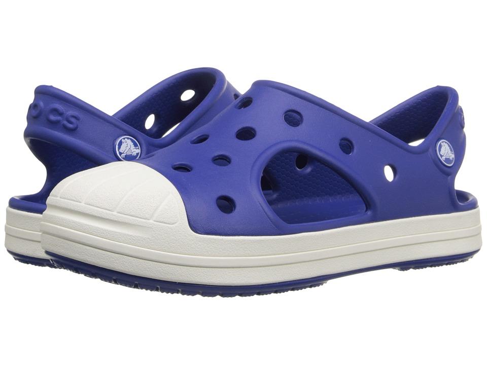 Crocs Kids - Bump It Sandal (Toddler/Little Kid) (Cerulean Blue) Kids Shoes