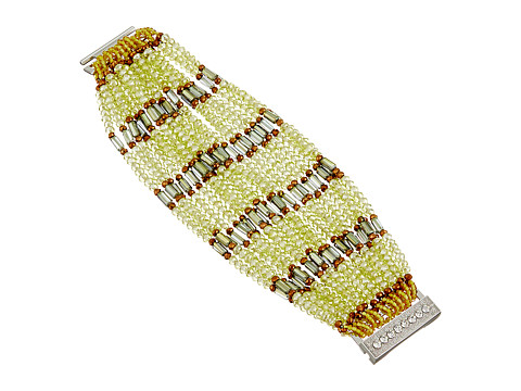 Gypsy SOULE - GSDB15432 (Yellow) Bracelet