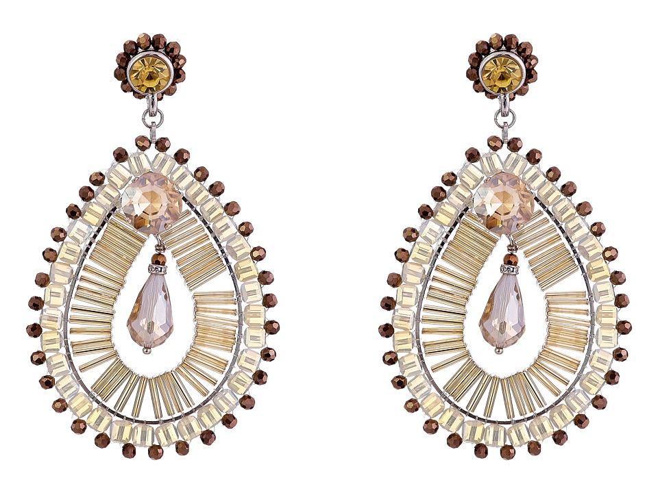 Gypsy SOULE - GSDE15372 (Bronze) Earring
