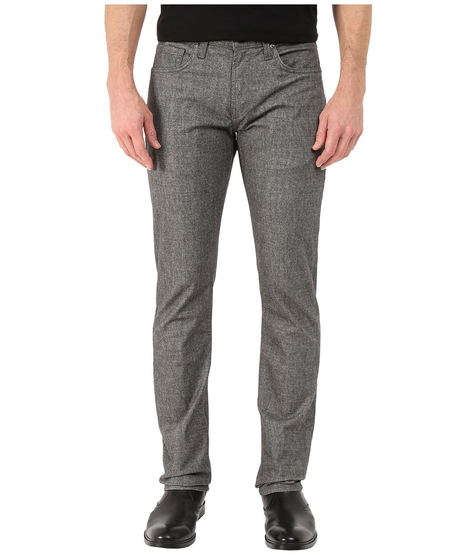 J Brand - Kane Slim Fit in Washed Melange (Washed Melange) Men's Clothing