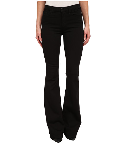 J Brand - Maria High Rise Flare in Seriously Black (Seriously Black) Women's Jeans