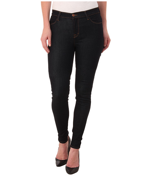 J Brand - Maria High Rise Skinny in After Dark (After Dark) Women