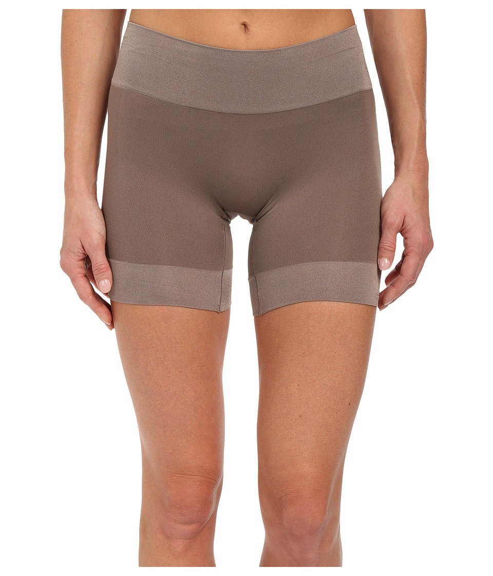 Jockey - Skimmies Wicking Shorts (Caffe Latte) Women's Underwear