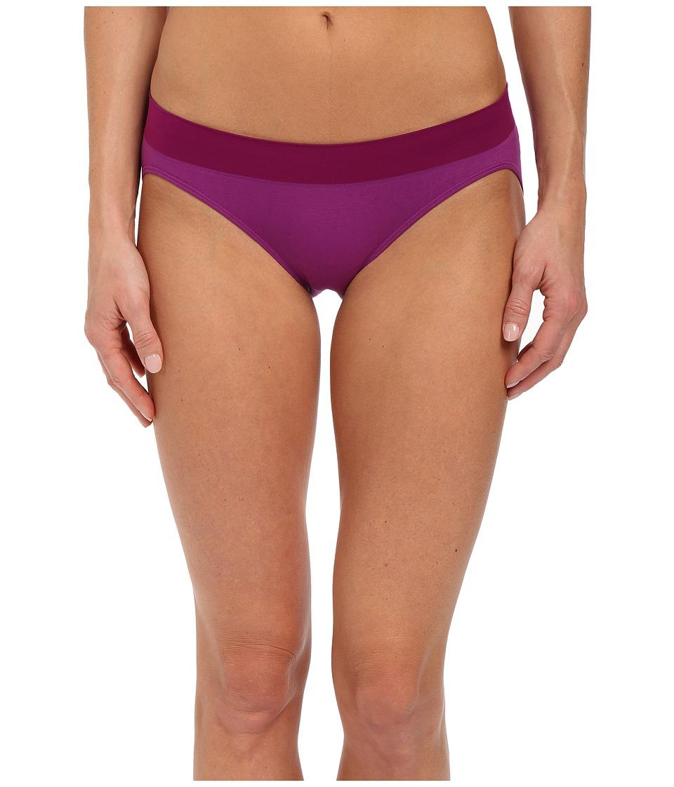 Jockey - Modern Micro Bikini (Red Violet) Women's Underwear