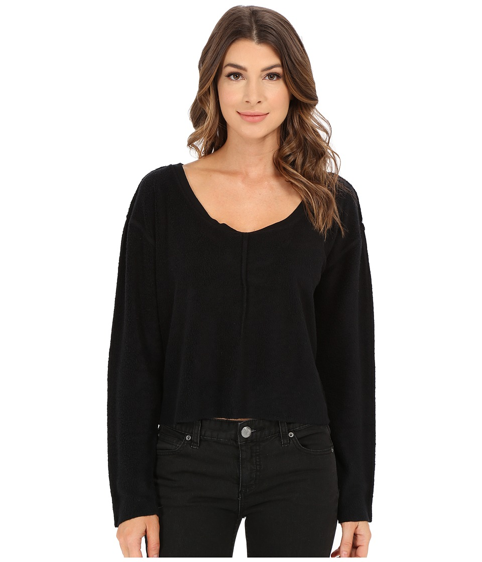 Joe's Jeans - Claudie Sweatshirt (Black) Women's Sweatshirt