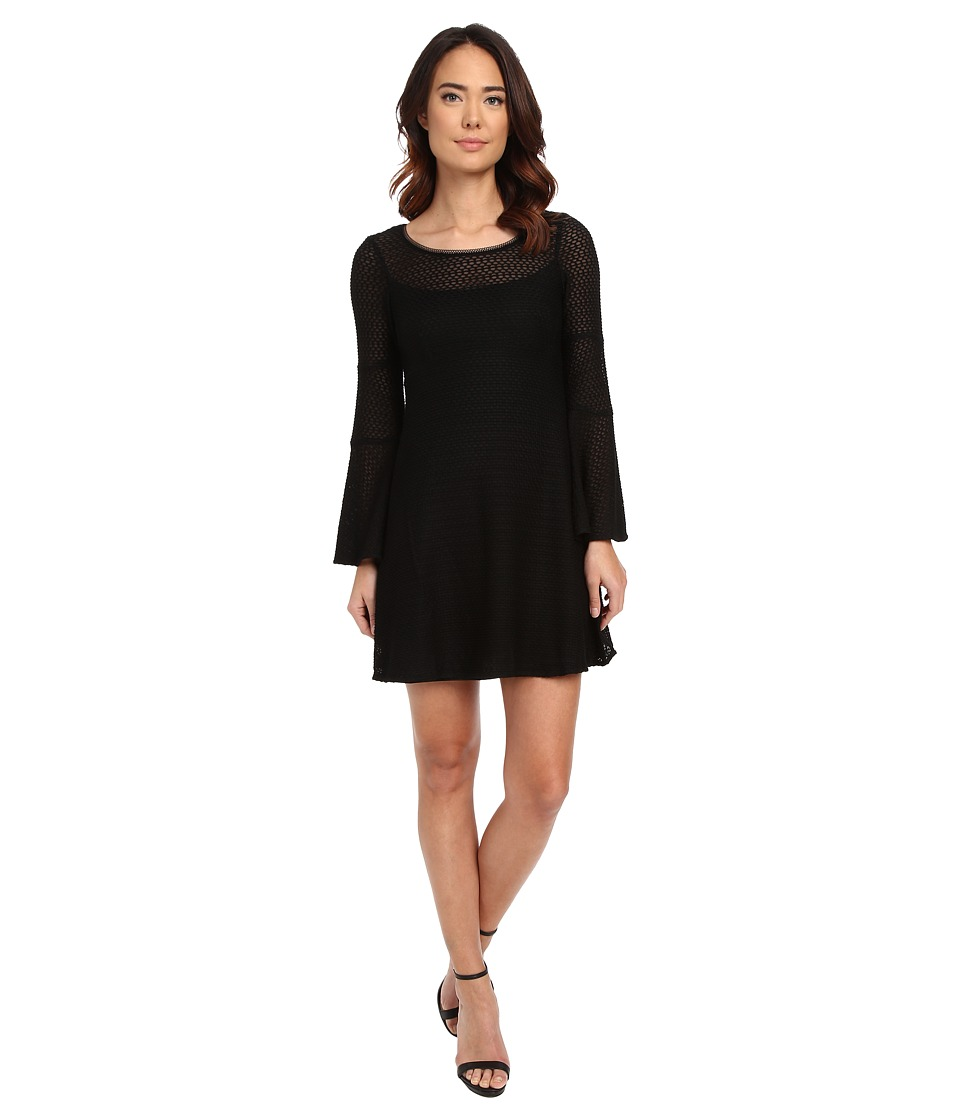 Nanette Lepore - San Fran Shift (Black) Women's Clothing