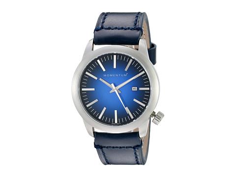 Momentum by St. Moritz - Logic SS (Blue) Watches