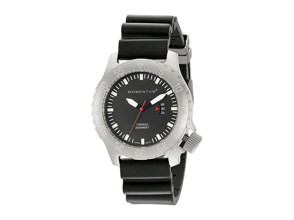 Momentum by St. Moritz - Torpedo (Black) Watches