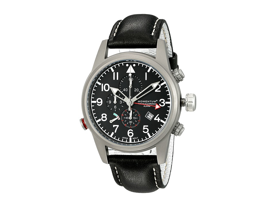 Momentum by St. Moritz - Titan III (Black) Watches
