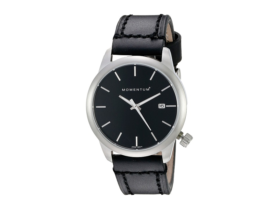 Momentum by St. Moritz - Logic SS (Black) Watches