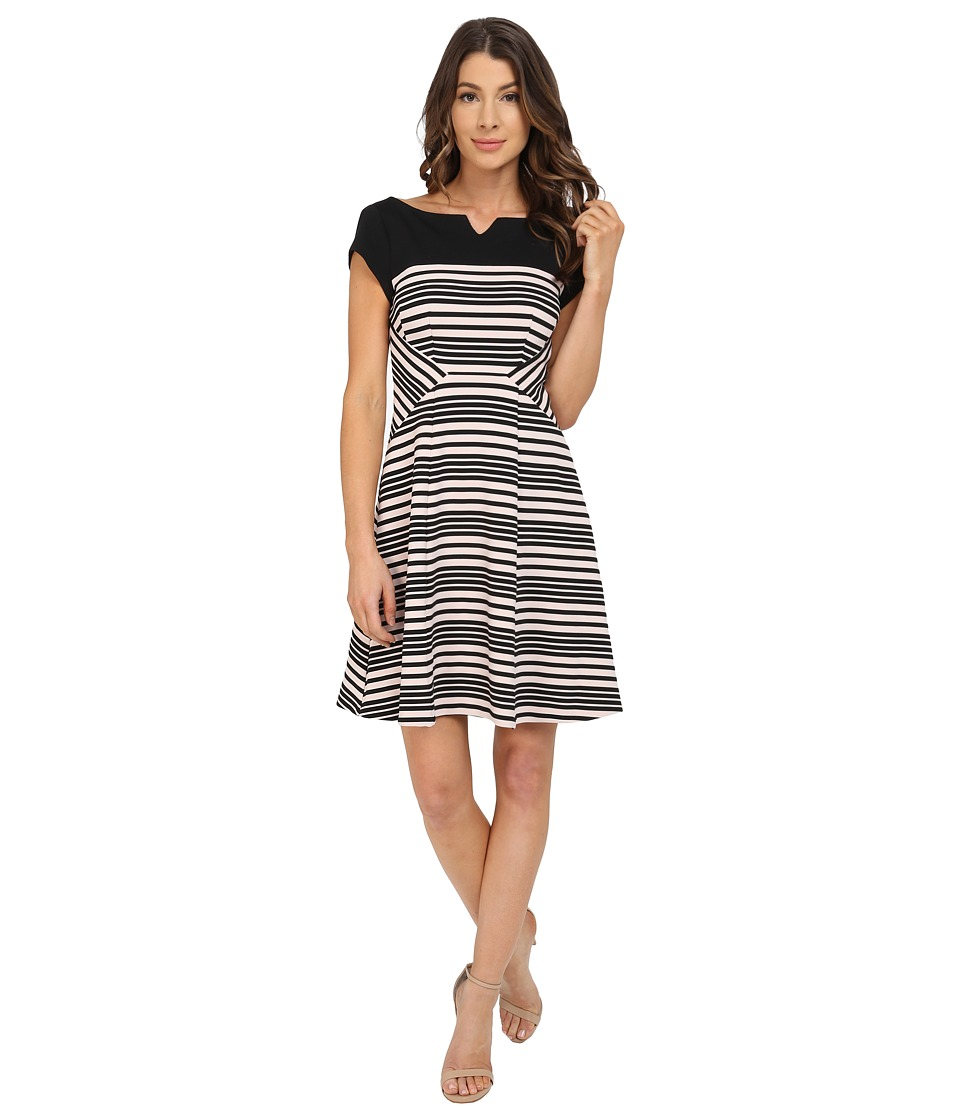 Nanette Lepore Sailors Delight Dress (Black/Petal) Women