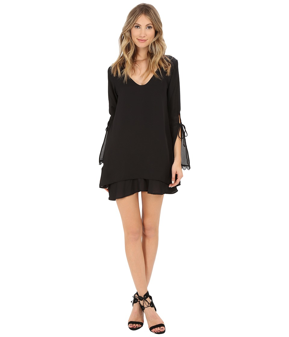 Lucy Love - Felicity Dress (Black) Women's Dress
